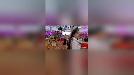 2020广汉会汉服年会-射艺队《箭阵》+抽奖 2020.12.20鸿星酒家