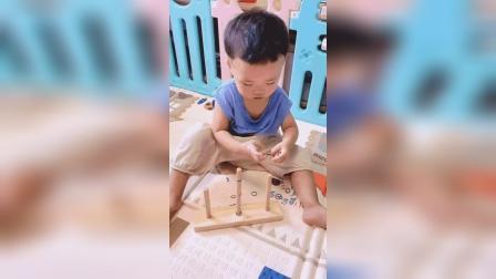 5个孩子必玩的早教玩具,自己做就可以