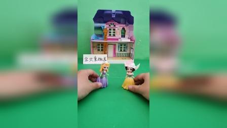 益智玩具:贝儿喜欢白雪的帽子