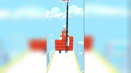 欢乐小游戏:围墙十分高