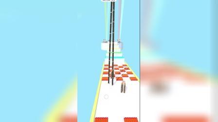 欢乐小游戏:滑轨的艺术!