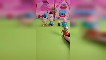 少儿玩具:小奥特曼的爸爸来了