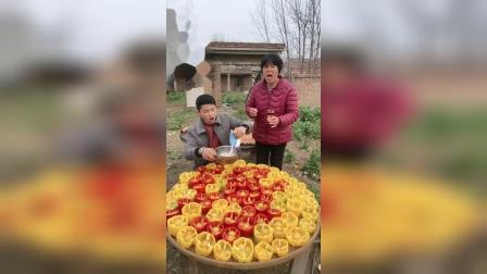 蒸一千个鸡蛋,全村都能吃饱!