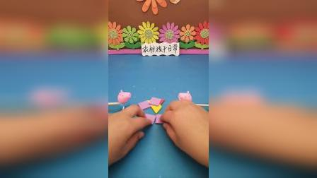 益智玩具:乔治拼的小房子真不错