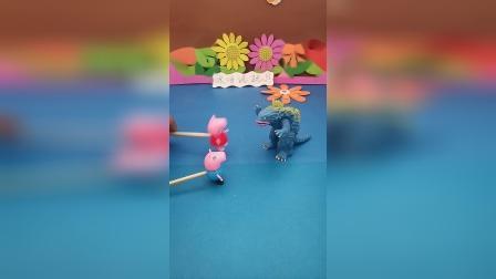 益智玩具:乔治给猪爸爸小红心