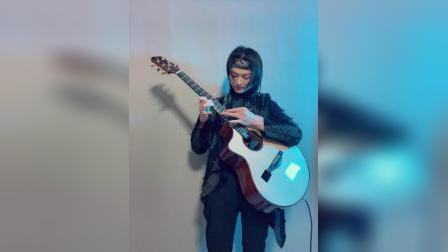 二次元 四维魔性指弹!!《cosmos》卢嘉森指弹吉他原创《cosmos》