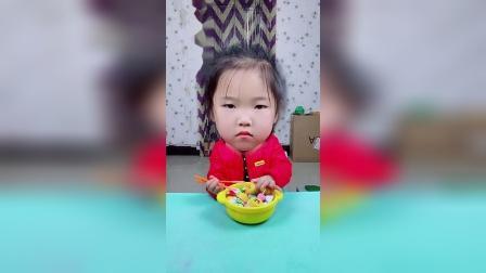 童年趣事:什么都不吃,也太挑食了