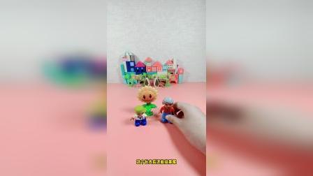 儿童益智玩具:奶奶这个花长得可真好看