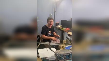 凯文先生《大风吹》非洲鼓教学01课