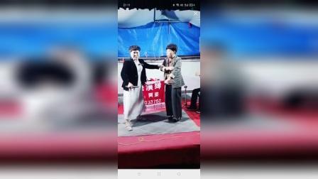 河南坠子拉荆笆二,演唱,姜红霞,阿荣,拍摄,康楚阑,13526151731
