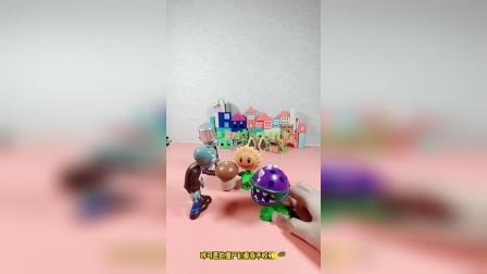 儿童益智玩具:这里居然有蘑菇