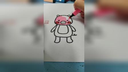 你喜欢猪吗