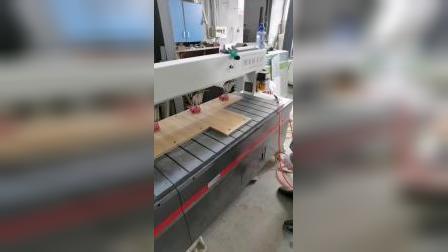 立成单双主轴拉米诺侧孔机木工机械生产