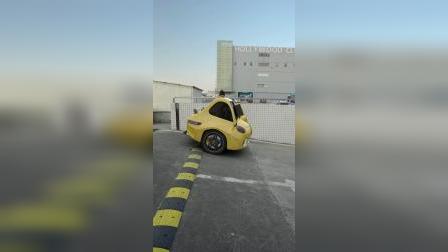 奔驰概念mini车