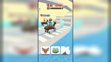 小游戏:好厉害的动物