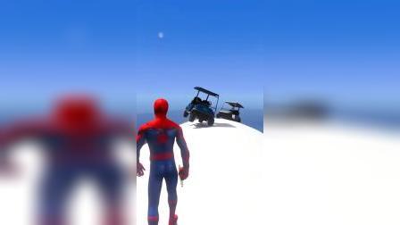 小魔王:我蜘蛛侠又来了