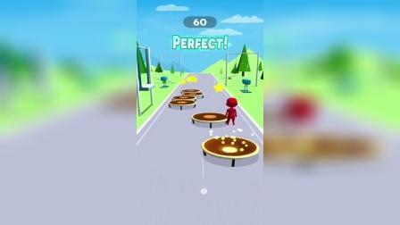 小游戏:玩跳跳床吗