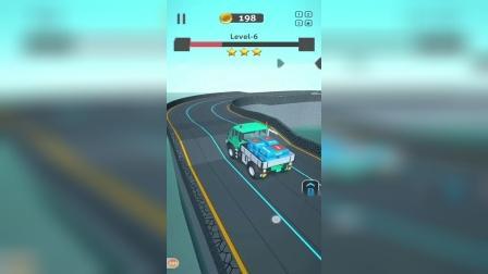 小游戏:小货车能送货成功吗