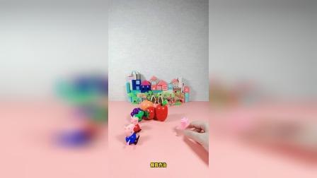 儿童益智玩具:今天堂姐克洛伊要来我们家做客了