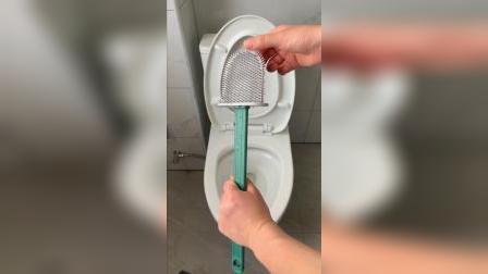 马桶卫生很重要,这款马桶刷能让你的卫生间都是香香的