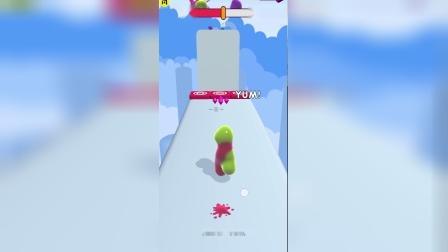 小游戏:橡胶人向前冲