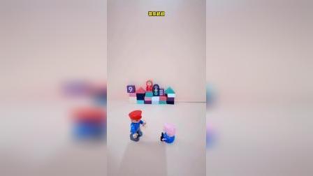 儿童益智玩具:乔治你在这里哭什么呀
