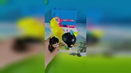 少儿益智:葫芦娃捡到一个宝葫芦