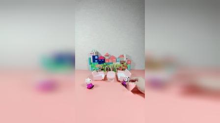 儿童益智玩具:你房间的家具都是粉红色的呀