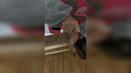 台面二代刀架底脚焊接不良处理视频