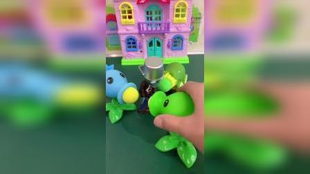 植物大战僵尸玩具