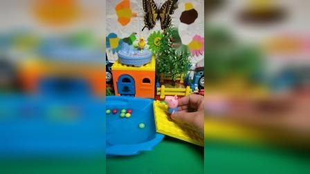 小猪佩奇的玩具乐园