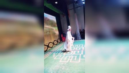 秦腔《火焰驹打路》片段秦腔新秀晁花兰