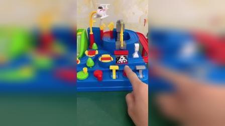 玩具故事 #玩具游戏#小猪佩奇