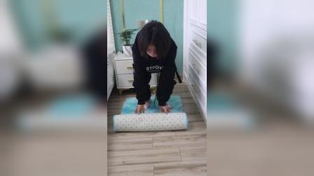 家里有小孩的,这个地毯可以备起来了