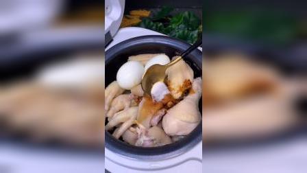 #电饭煲卤味大赛  超简单不加一滴水,想吃啥卤啥!