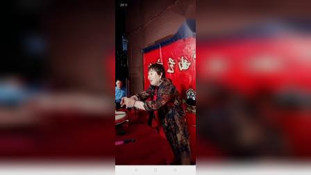 河南坠子,一百单八侠,演唱,韩淑英,拍摄,康楚阑,13526151731