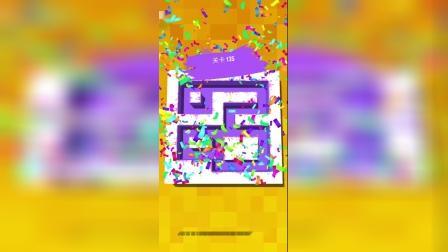 色彩迷宫:太困难的填充