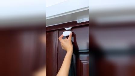 有了这个门窗报警器,再也不怕小偷了