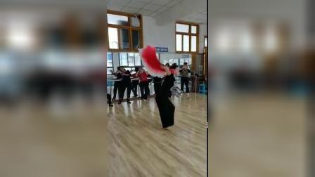 李老师舞蹈沂蒙山小调_20210510
