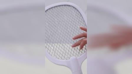 这样的电蚊拍你家有吗?