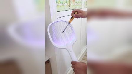 会自己抓蚊子的电蚊拍,是不是超实用?
