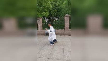 42式太极拳演练