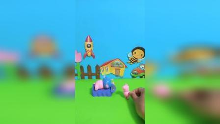 小猪佩奇的玩具故事