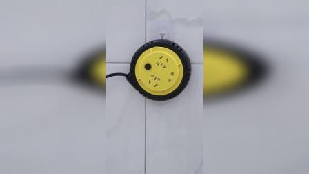 这样的蜗牛插座你家里有吗?