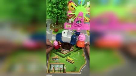 小猪佩奇,玩具故事