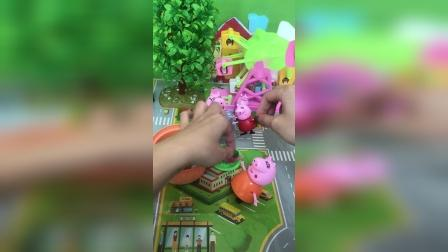 精彩玩具小故事,小猪佩奇
