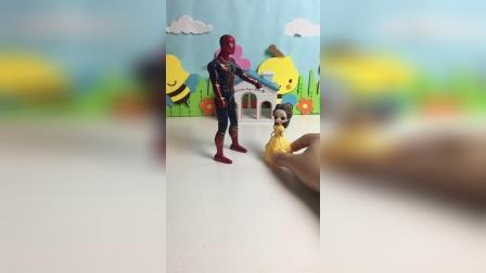 蜘蛛侠要去出差!