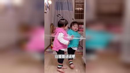童年趣事:其实娃都懂,只是不想拆穿你而已
