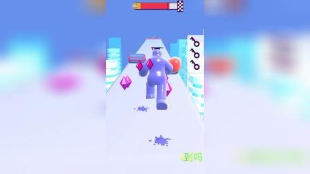 这个果冻人是怎么啦