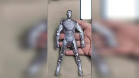 漫威英雄之钢铁侠手办